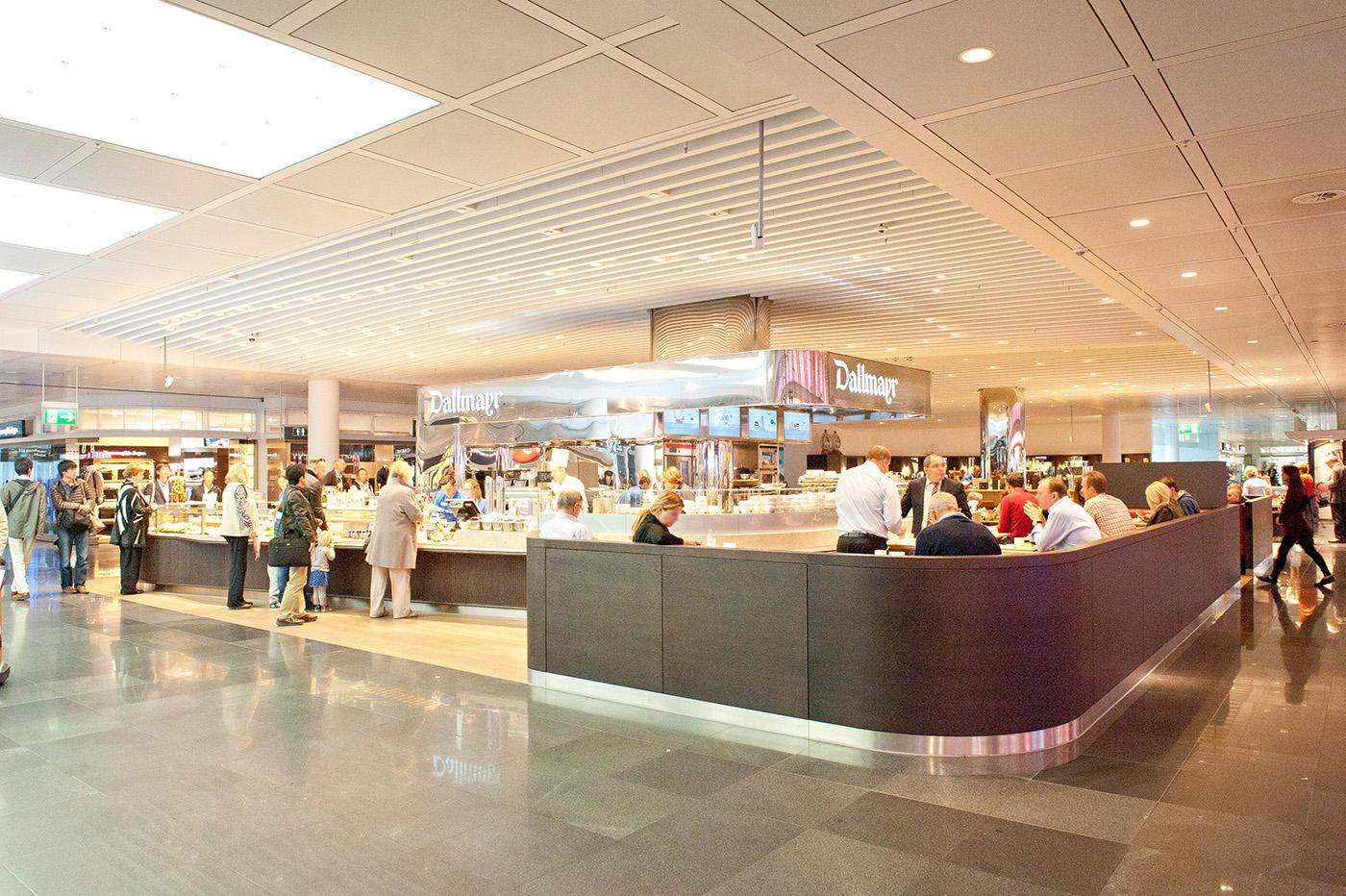 Rauffer - Dallmayr Flughafen München